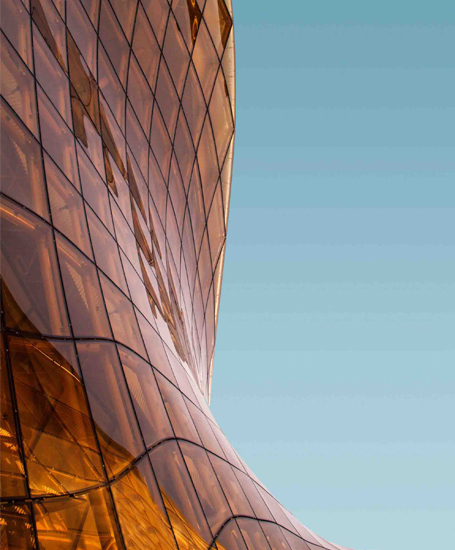 aluminium glass facade system